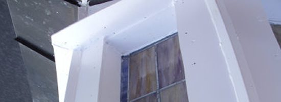We clean and replace windows and repair broken glass. - Southern Steeplejacks - 828-685-0940